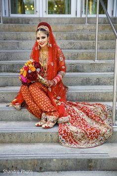 Indian Brides' Portraits http://www.MaharaniWeddings.com/gallery/photo/44571 <3