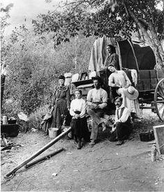 Mormon Settlers in Utah