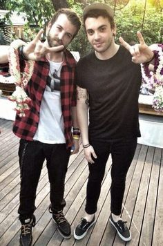 Jeremy Davis and Taylor York