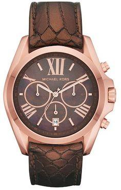 MICHAEL KORS HORLOGES Stoere horloge