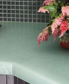 Bio-glass countertop!
