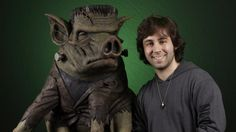 Anthony Kosar: Before the Show: Season 4 Contestants' Work | Gallery | Face Off | Syfy