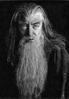 Gandalf by Skippy-s.deviantart.com on @deviantART