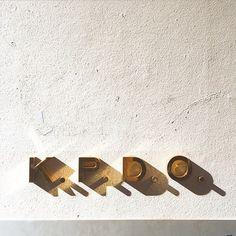 Monday morning reflections. Shiny new signage at Melbourne HQ. #kpdo #kerryphelandesignoffice