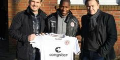 Armando Cooper al fútbol alemán F.C. St. Pauli | A Son De Salsa