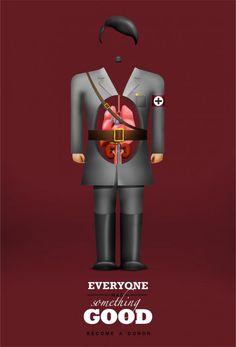Organ Donation: Something good, Hitler