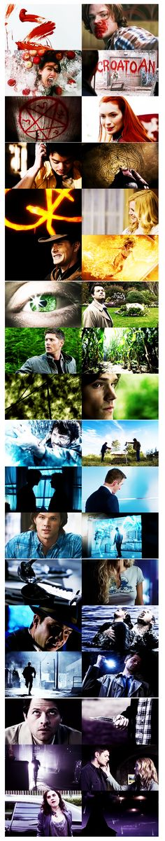 Supernatural is like a rainbow.....PERFECT