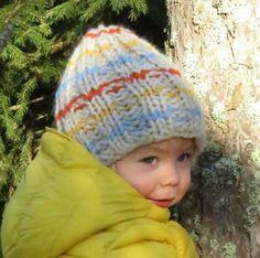 Pirteät Merta näkyvissä! -myssyt Myssyfarmilta lämmittävät myös pieniä päitä kevätauringossa!  - Astubutiikkiin.fi Knitting, Tricot, Breien, Weaving, Stricken, Crocheting, Yarns, Knitting Projects, Knits