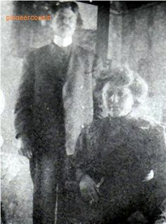 Nathan and Grace Ingalls Dow