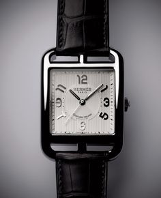 gorgeous watch- the Hermes Cap Cod Grand Heures.