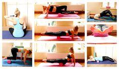 Hier findest Du ein Faszientraining für den ganzen Körper. Angefangen vom Rücken, über die Beine bis hin zu Deinem Bauch ist alles dabei! Probier's aus!