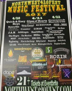 Only 18 more days unitl it begins! Tell your friends to get tickets! 3-days Music, camping, smoking, Glassblowing .. 21+ Private event you must get your tickets before hand! www.northwest420fest.com buy tickets buy online order now Email roman5@northwest420fest.com to get a booth and enter the competition! #festival #pnw #oregon #washington #rec #med #homegrown #grow #farm #extract #competition #kush #weed #chronic #distillate #shatter #wax #errl #flower #vape #clouds