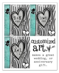 Anniversary gift? Anniversary Dates, Wedding Anniversary Gifts, Happy Anniversary, Doodle Designs, Canvas Paper, Diy Crafts, Homemade Crafts, Party Gifts, Neutral Colors