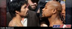 Floyd Mayweather will fight Manny Pacquiao on May 2nd; both sides finally agree to terms and make fight official http://kocosports.net/2015/02/20/boxing/floyd-mayweather-will-fight-manny-pacquiao-on-may-2nd-both-sides-finally-agree-to-terms-and-make-fight-official/