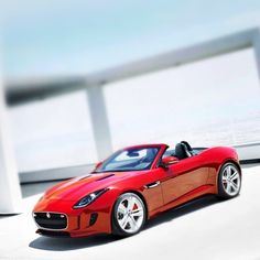 2014 Jaguar F Type.  Jag's attempt at appealing to a younger customer base... In case you're in in your late 20's or early 30's and have $80K sitting around.  Still a great looking whip.