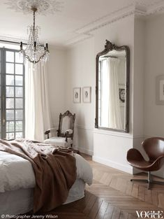 Let me live here - a Paris flat