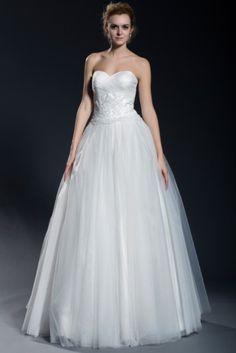 Robe de mari e manches longues en dentelle dos nu for Concepteurs de robe de mariage australien en ligne