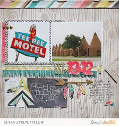 Journey by Crate Paper from Scraptastic Club Store - Susan Stringfellow