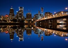 Portland, Oregon This will be the place that I call home in about 4 months! Oregon Usa, Portland Oregon, Ocean Beach, Pacific Northwest, Seattle Skyline, Travel Usa, Beautiful Places, Places To Visit, Around The Worlds