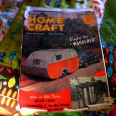 Sleeps two.  #teardroptrailer #homecraftmagazine #teardroptrailers #teardrop #vintagetrailer vintagetrailers #sleepstwo #camping #campcaravan #caravanlife #caravaning #glamping #modernglamping