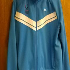 USA Olympic zip up Blue USA Olympic zip up hoodie Nike Jackets & Coats