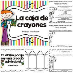 Semana 9- La caja de crayones