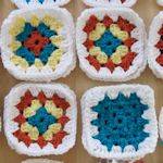 15 Free Granny Square Patterns To Crochet : TipNut.com