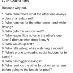 1. West-Both-Both 2. West-Kaidan-Mishka 3. Ammber-Tucker-Annie 4. Ammber (Be careful, it's Tuesday) - Kaidan (Have a nice day ❤️) - Annie (I bought yourself a new book. See you later!) 5. Ammber-Tucker-Mishka 6. West-Kaidan-Both 7. West-Kaidan-Mishka 8. Ammber-Tucker-Mishka 9. Ammber-Tucker-Annie