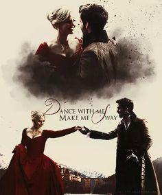 Dance with me... make me sway- Capitan Swan