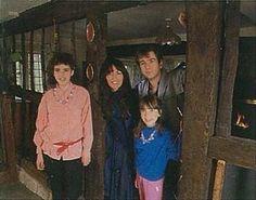 Peter Gabriel family