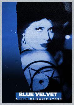 Blue Velvet Fridge Magnet David Lynch Cult Classic Movie Poster Canvas Print 6 x 8 Isabella Rossellini, Ingrid Bergman, Twin Peaks, Blue Velvet Movie, Zine, David Lynch Movies, Midnight Marauders, I Love Cinema, Colors