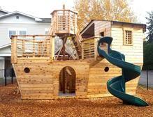 16 Free Backyard Playhouse Plans for Kids , - Kids playhouse
