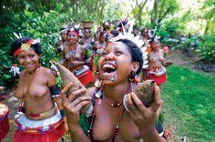 Un estudio en Papúa Nueva Guinea sugiere que las expresiones faciales de las emociones no son universales