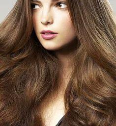 *-* Čo jesť pre husté vlasy?
