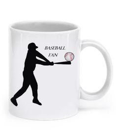 Baseball Fan Coffee Mug - https://www.gearbubble.com/baseballfanmug