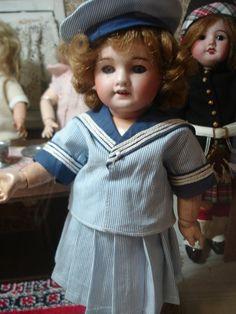 Antique Bleuette Doll