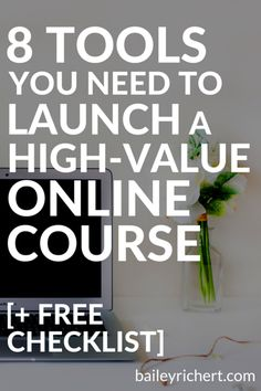 Blog Post by Bailey Richert. Also check out http://www.madevibrant.com/blog/how-to-build-and-sell-your-first-e-course