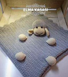 Bebek Battaniye Modeli 144 Resim See other ideas and pictures from the category menu…. Knitting Blogs, Knitting For Kids, Knitting For Beginners, Knitting Designs, Baby Knitting, Knitting Patterns, Crochet Patterns, Crochet Bebe, Crochet Toys