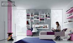 Magnat Style Stiuk Perłowy w pokoju nastolatki #stiukperlowy #magnatstyle #tynkozdobny