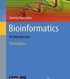 Bioinformatics: An Introduction Third Edition PDF