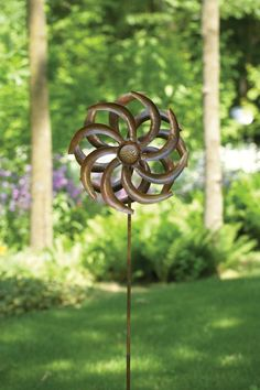 Geometric Wind Spinner   Wind Spinners   Wind Spinners   Pinterest   Wind  Spinners, Yard Art And Yards