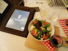 Good idea for restaurant menu, click the choices you want ;)