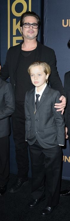 The resemblance between Shiloh Jolie-Pitt and Angelina is uncanny!