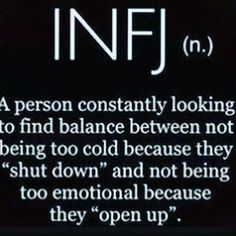 a real struggle : infj Infj Traits, Infj Mbti, Intj, Infj Personality, Myers Briggs Personality Types, Infj Type, Introvert Quotes, Introvert Problems, A Silent Voice