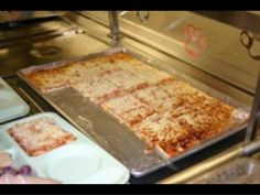 <3 School Pizza <3 From the 80s, not the stuff from today!