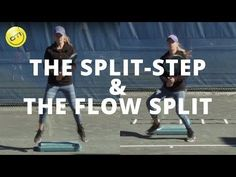 Tennis Footwork Tip: Master The Split-Step & The Flow Split-Step Tennis Rules, Tennis Tips, Tennis Bag, Tennis Clothes, Sport Tennis, Tennis Party, Tennis Match, How To Play Tennis, Tennis Pictures