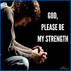 Be My Strength
