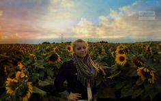 sunflower photography -Michelle Renee Photography