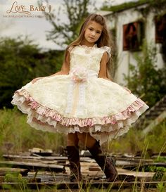 The+English+Tea+Garden...A+Satin+Rosette+And+by+LoveBabyJCouture,+$188.00