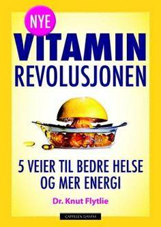 Nye vitaminrevolusjonen – EBOK.NO butikk